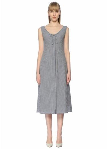 Beymen Collection Elbise Lacivert